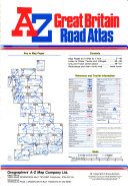 AZ Great Britain Road Atlas