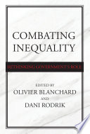 Combating Inequality Book PDF