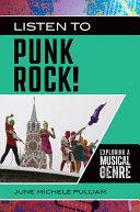 Listen to Punk Rock  Exploring a Musical Genre