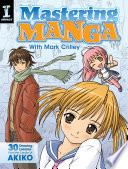 Mastering Manga with Mark Crilley Book
