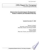 Bioterrorism Countermeasure Development Book PDF