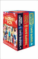 Blockbuster Baddiel Box (the Parent Agency, the Person Contr