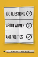 Pdf 100 Questions about Women and Politics Telecharger