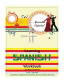 Learning Spanish Workbook