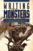 Writing Monsters Pdf/ePub eBook