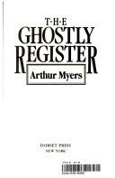 Ghostly Register