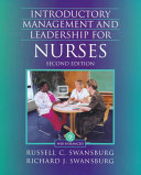 Introductory Management and Leadership for Nurses