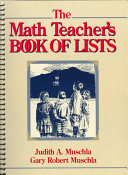 The Math Teacher's Book of Lists