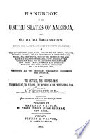 Handbook of the United States of America