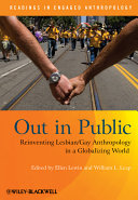 Out in Public Book
