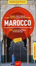 Guida Turistica Marocco. Con atlante stradale Immagine Copertina