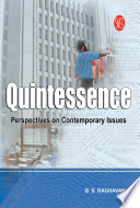 Quintessence   Perspectives On Contemporary Issues