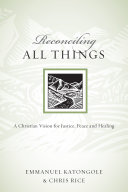 Reconciling All Things Pdf