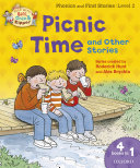 Read with Biff  Chip and Kipper Phonics   First Stories  Level 2  Picnic Time and Other Stories