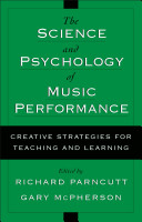 The Science   Psychology of Music Performance