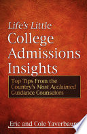 Life's Little College Admissions Insights