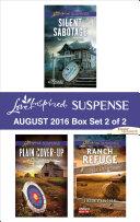 Harlequin Love Inspired Suspense August 2016   Box Set 2 of 2