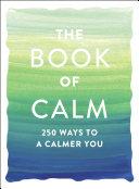 The Book of Calm Pdf/ePub eBook
