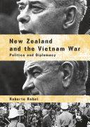 New Zealand and the Vietnam War ebook