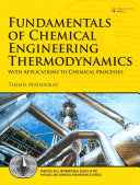 Cover of Fundamentals of Chemical Engineering Thermodynamics