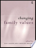 Changing Family Values