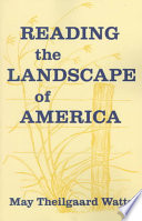 Reading the Landscape of America