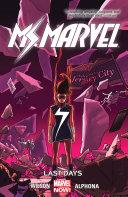 Ms. Marvel Vol. 4 [Pdf/ePub] eBook