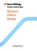 Rand McNally Vacation Guide   Atlas