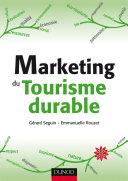 Pdf Marketing du tourisme durable Telecharger