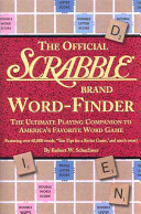 The Official Scrabble Brand Word finder Book