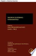 Neutron Scattering – Fundamentals