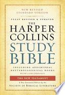 The HarperCollins Study Bible--New Testament