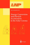 Pdf Energy Conversion and Particle Acceleration in the Solar Corona Telecharger