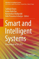 Smart and Intelligent Systems