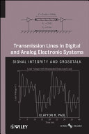 Transmission Lines in Digital and Analog Electronic Systems Pdf/ePub eBook