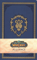 World of Warcraft  Alliance Hardcover Ruled Journal