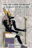 The Meaning of Hotep