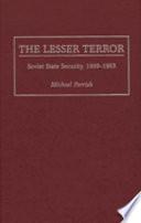 The Lesser Terror