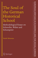 Pdf The Soul of the German Historical School