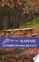 Love Inspired Suspense October 2014 Box Set 2 Of 2