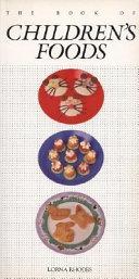 The Book of Children's Foods