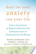 Don t Let Your Anxiety Run Your Life