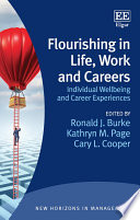 Flourishing In Life Work And Careers