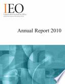 Ieo Annual Report 2010