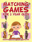 Matching Games for 2 Year Olds