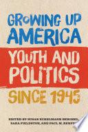 Growing Up America Book
