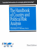 The Handbook of Country and Political Risk Analysis