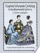 English Women S Clothing In The Nineteenth Century