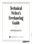 Technical Writer s Freelancing Guide Book