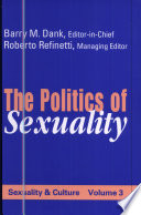 The Politics Of Sexuality Book PDF